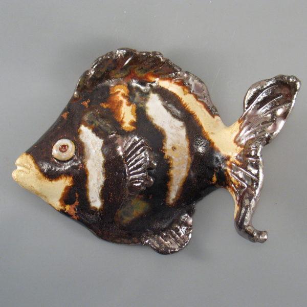 Ryba ceramiczna wisząca
