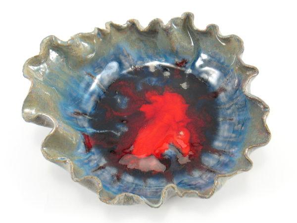 Dekoracyjna miska ceramiczna