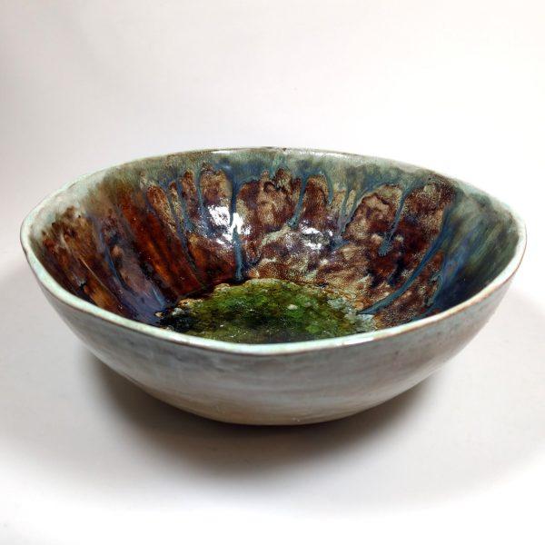 Miska ceramiczna - Leśny Staw