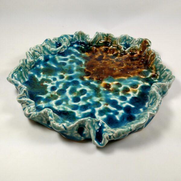 Miska ceramiczna - Po Gradobiciu