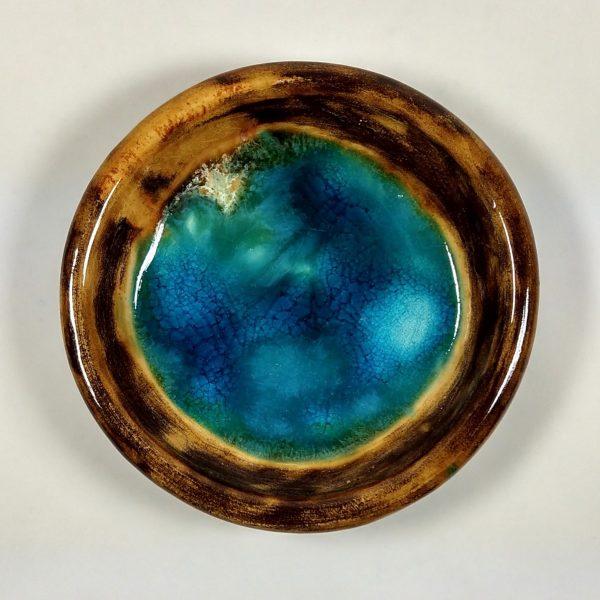 Miska ceramiczna - Jezioro Wulkaniczne