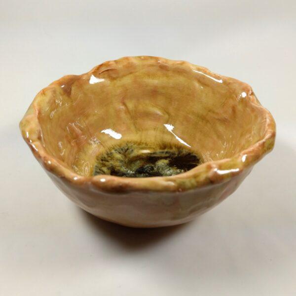 Miseczka ceramiczna - Karmelowy Świat