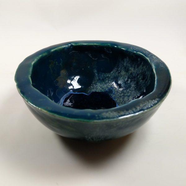 Miseczka ceramiczna - Turkusowa Bryza