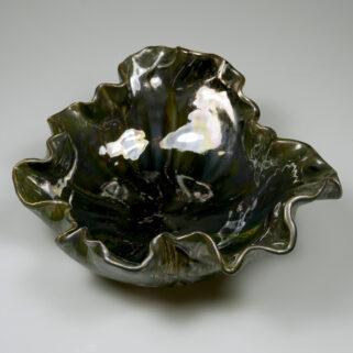 Miska ceramiczna Głębia Nocy