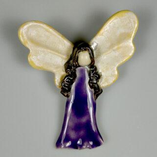 Aniołek ceramiczny Uroczy