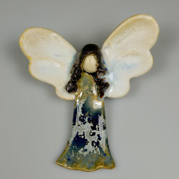 Aniołek ceramiczny Przyjacielski