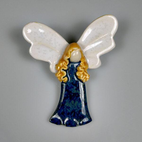 Aniołek ceramiczny Łagodny