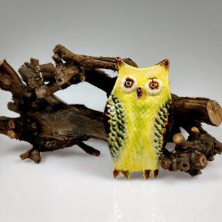 Sowa ceramiczna Zdolna