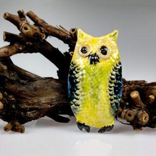Sowa ceramiczna Bystra
