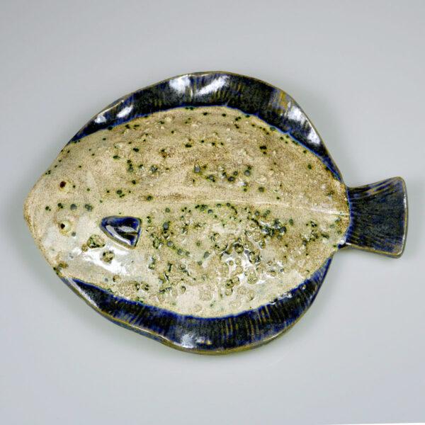 Ryba ceramiczna Piaskowa Flądra