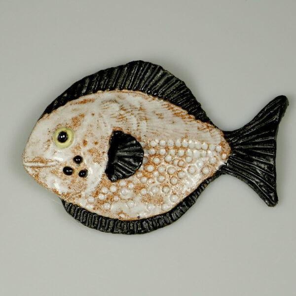 Ryba ceramiczna Skromna