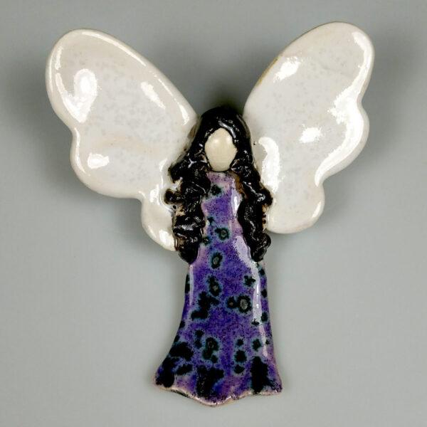 Aniołek ceramiczny Poetyczny