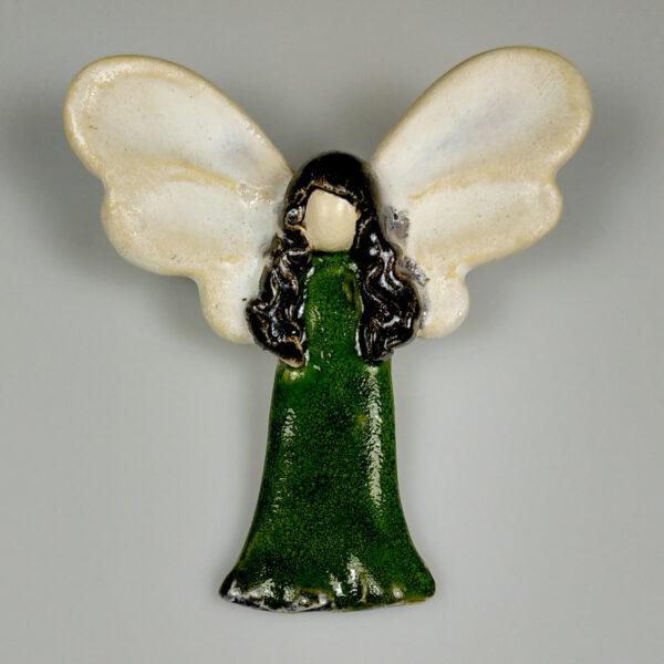 Aniołek ceramiczny Miły