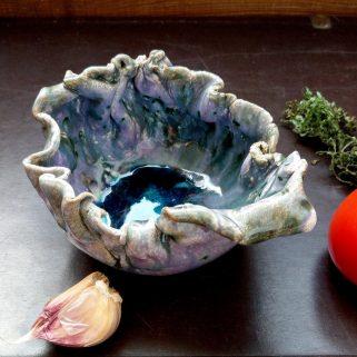 Miska ceramiczna - Morskie Oko