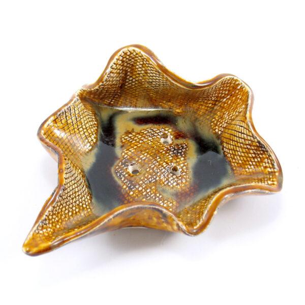 Mydelniczka ceramiczna Miodowa