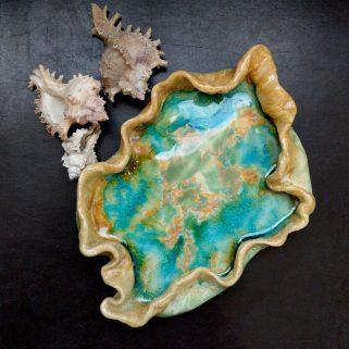 Miska ceramiczna - Wakacyjne Pamiątki